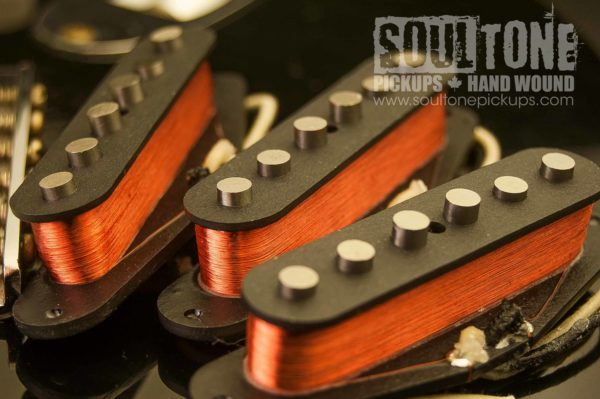'54 Historic Blues Pickup Set for Strat